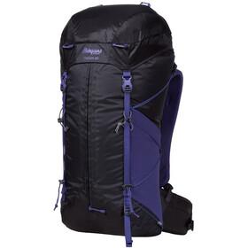 Bergans W's Helium 40 Solid Charcoal/Funky Purple